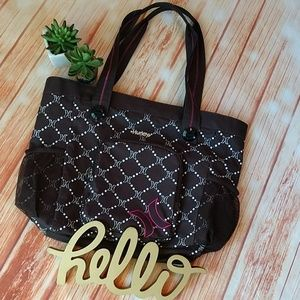 """Hurley tote. Size 17 1/2 x 13"""""""